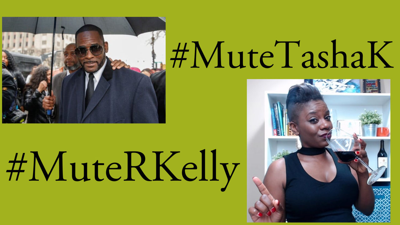 R. KELLY MIGHT GO FREE BECAUSE OF TASHA K'S RECKLESSNESS
